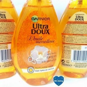 Dầu dưỡng tóc Garnier xách tay Pháp