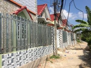 Nhà mới xây 630 triệu/ 90m2 đường Hồ Văn Nhánh F5 tp Mỹ Tho Tiền Giang