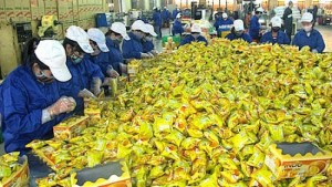Tuyển 25 công nhân nam nữ đóng gói bánh kẹo (làm ngay)