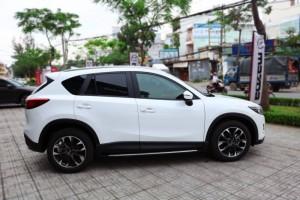 Mazda CX5 2017 giảm sâu nhất trong năm