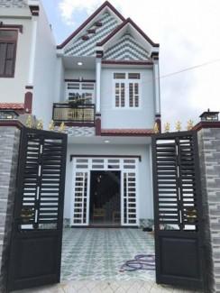 Bán nhà 1 trệt 1 lầu KDC Đại Lâm Phát, SHR 100m2, giá 900 triệu