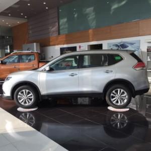 Bán xe Nissan X-Trail 2016 mới 10% giá 835tr