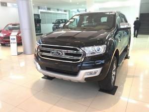 Ford Everest 2017 nhập khẩu giá tốt