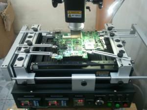 Sửa main laptop cho anh em thợ ở thái hà , thái thịnh