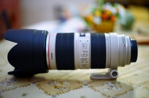 Lens Canon EF 70-200mm F2.8 L IS II USM 99%