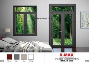 Cửa nhôm r-max tại thanh hóa, top100 sản phẩm được khách hàng lựa chọn