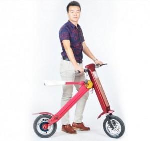 Xe điện gấp K scooter