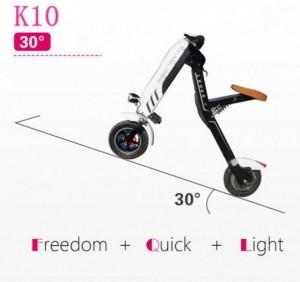Xe điện gấp Electric Scooter K10
