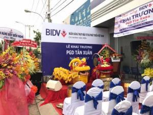 Cty tpt tổ chức lễ khai trương tại Quận Gò Vấp