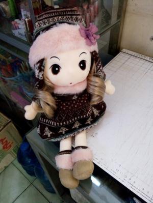 Búp bê vải cho bé gái - 40cm