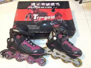 Đôi giày trượt patin Inline Skates size 43 mới 99%