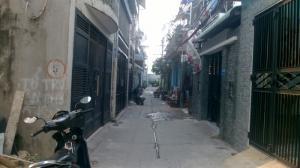 Nhà Mới 1 Lầu 2 Mặt Tiền 8m Nguyễn Sáng DT 4.2x16m