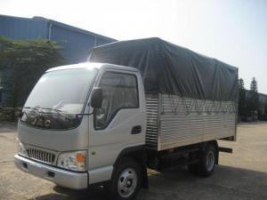 Xe tải JAC 1T49 thùng mui bạt