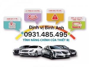 Định vị ô tô Bình Anh ở Đồng Nai