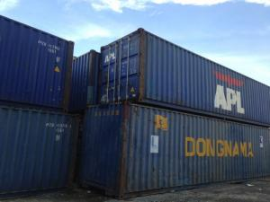 container 40 feet kho