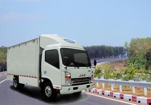 Xe tải JAC 1T99 thùng kín