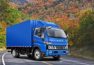 Xe tải JAC 7T25 thùng kín