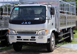 Xe 8T4 thùng bạt