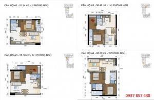 Cần bán gấp căn hộ Hưng Phát Golden Star, giá chỉ 1.7 tỷ, 2PN, HT nội thất.