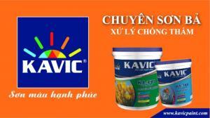 Sơn màu hạnh phúc - KAVIC
