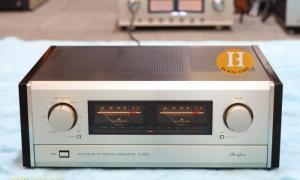 Amply Accuphase E405 đẹp xuất sắc khiển zin