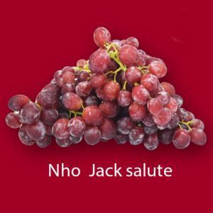 Nho Đỏ không hạt Jack Salute Úc Klever Fruits