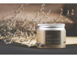 Kem tinh nghệ mật ong Glamor