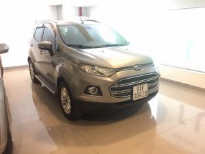 Ford ecosport tita 2015 ghi xam xe chất giá rẻ