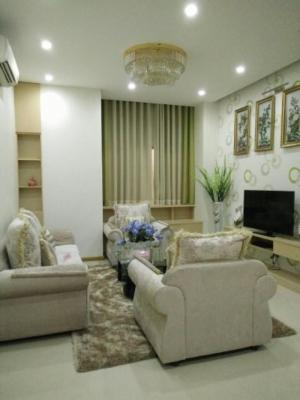 Bán căn hộ quận tân phú, 3 tầng TTTM Big-C. Nhận nhà ở liền, giá chỉ 1 tỷ 943