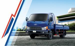 Xe tải Thaco HD350 tải trọng 3T25, bằng lái B2 sử dụng được