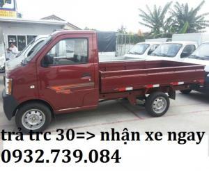 Đại lý xe tải Dongben 870kg