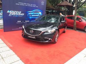 Ưu đãi Xe Mazda 6 2.5l đời 2017 giá tốt nhất-giao xe ngay tại Đồng Nai-showroom chính hãng-vay 85%