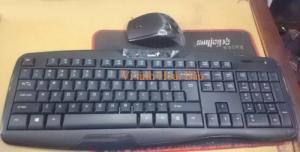 Bộ bàn phím không dây Genius 8000X chính hãng tại Zen's Group linh phụ kiện sỉ lẻ