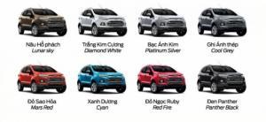 Ford ecosport Titanium chỉ cần thanh toán 120tr nhận xe ngay + kèm phụ kiện hấp dẫn- liên hệ để nhận ưu đãi nhiều hơn