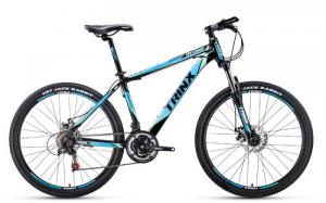 Xe đạp Trinx M136 2017, mới 100%, miễn phí...