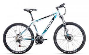 Xe đạp Trinx M136 2017, mới 100%, miễn phí giao hàng