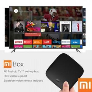 XIAOMI MIBOX 4k Quốc Tế - ANDROID TV 7.0