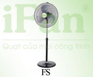 Quạt đứng công nghiệp 3 cánh Ifan FS-50 chính...