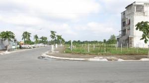 Nhượng đất trung tâm thành phố tây thành phố HCM - giá rẻ - sổ hồng riêng - chính chủ - 250 triệu / nền