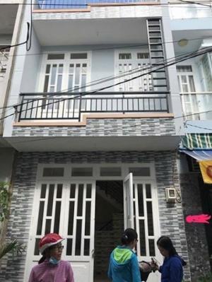 Nhà đường Ao Đôi quận Bình Tân xe hơi vào tận...