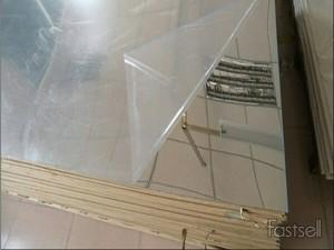 Bán tấm mica thủy - gương trắng và vàng