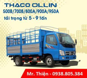 Xe tải Thaco Ollin500B 5T