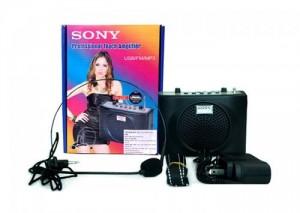 Loa Trợ Giảng SONY SN-868 Kèm Mic, Hỗ Trợ USB, thẻ nhớ, FM - MSN181188