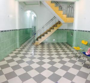 Cho thuê nhà 2 tầng đường Bùi Hữu Nghĩa, 8.5Tr/tháng