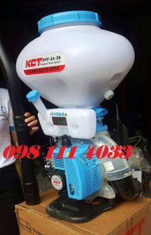 Bình xạ phân, máy phun thuốc trừ sâu đa năng, giá máy phun phân bón, máy phun vôi bột