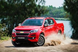 Bán Chevrolet Colorado 2017 Bán Tải Mỹ Giá Cực Tốt