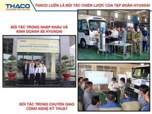 Xe tải hyundai 5 tấn Thaco Trường hải