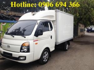 Bán xe tải hyundai 1 tấn đông lạnh đời 2012...