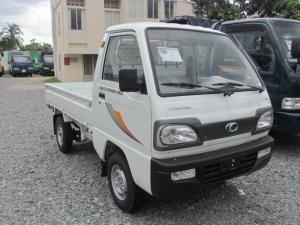 xe tải Thaco 1 tấn chạy trong thành phố nhỏ gọn