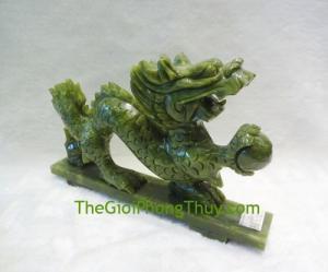 Rồng xanh lam ngọc trung FGM039